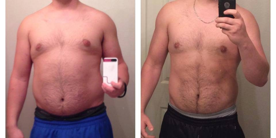 DTC weight loss for men